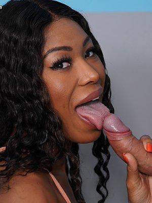 Nadia Jay Gloryhole